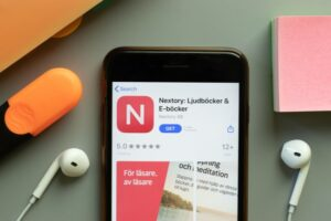 Norgelansering för Nextory innan sommaren