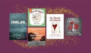 Vinnarna i Nextory E-book Awards är korade